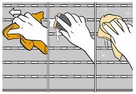 Guide d'entretien des volets